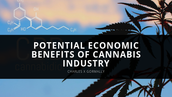 Cannabis Attorney Charles X Gormally Weighs in On Potential Economic Benefits of Cannabis Industry